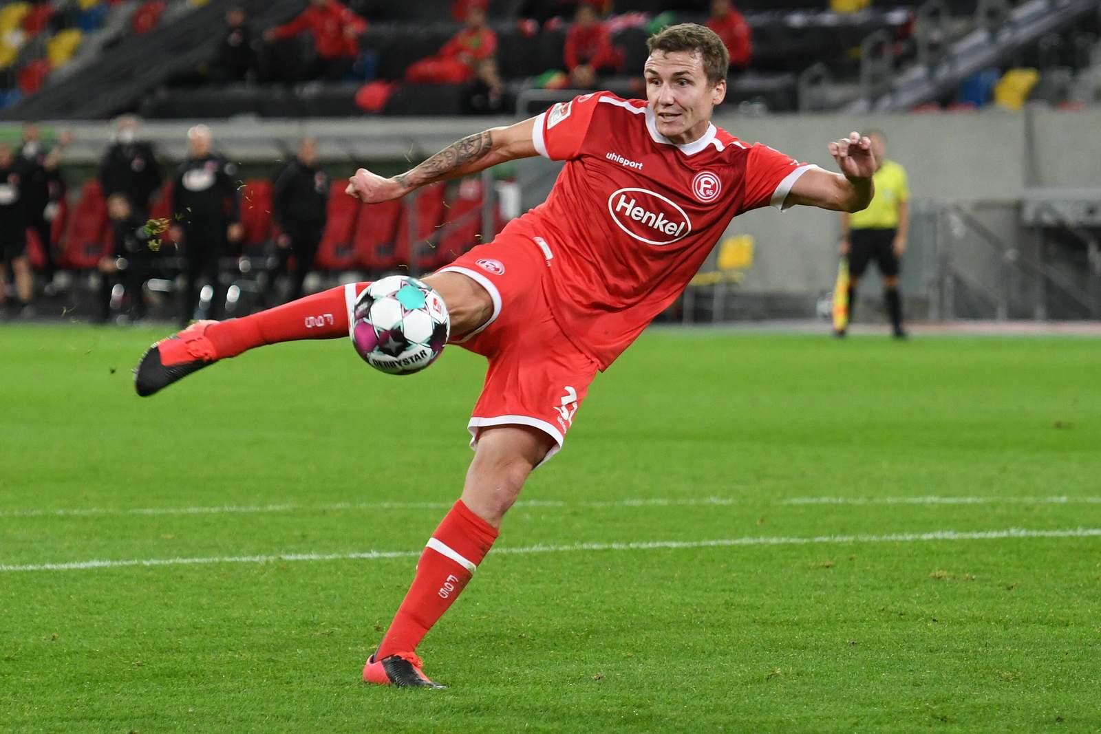 Marcel Sobottka von Fortuna Düsseldorf