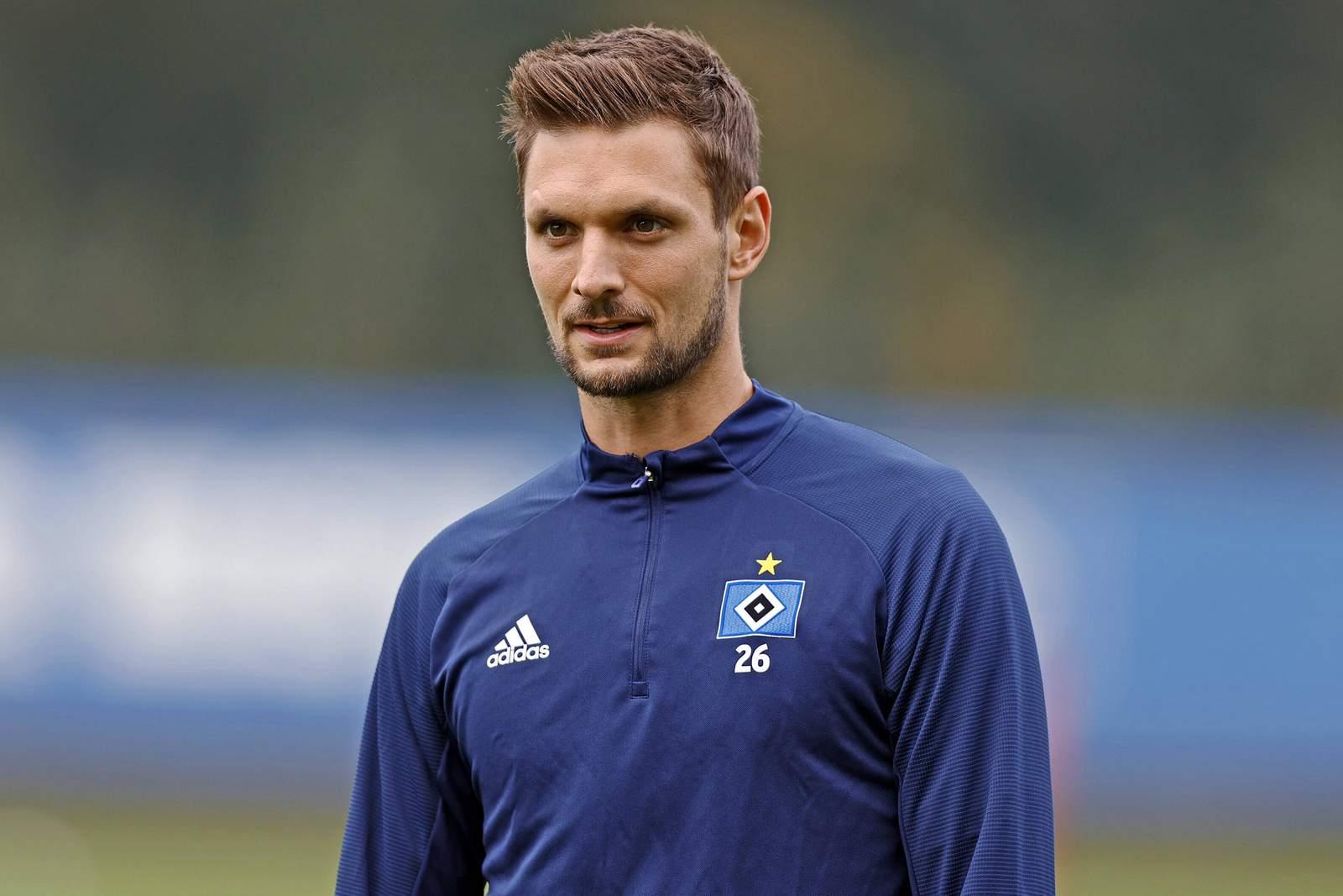 Sven Ulreich vom HSV