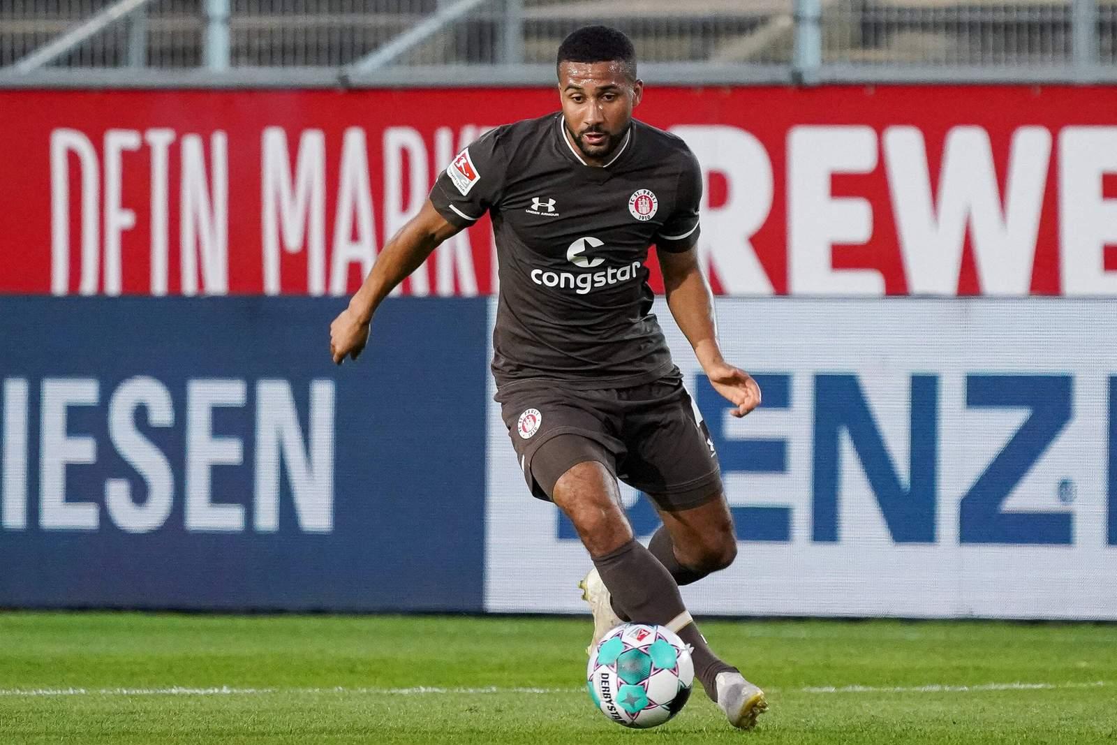 Daniel-Kofi Kyereh vom FC St. Pauli