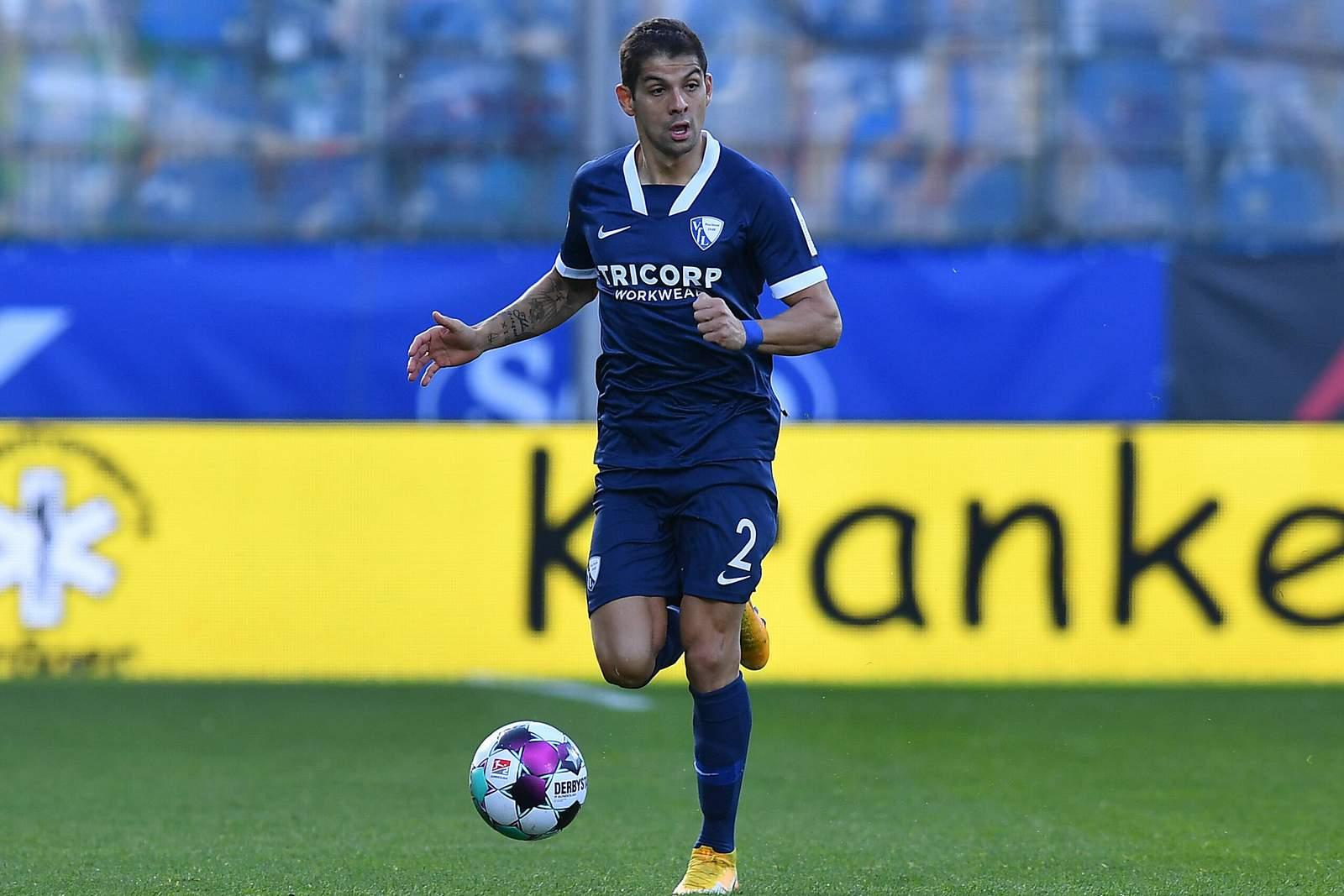 Cristian Gamboa vom VfL Bochum