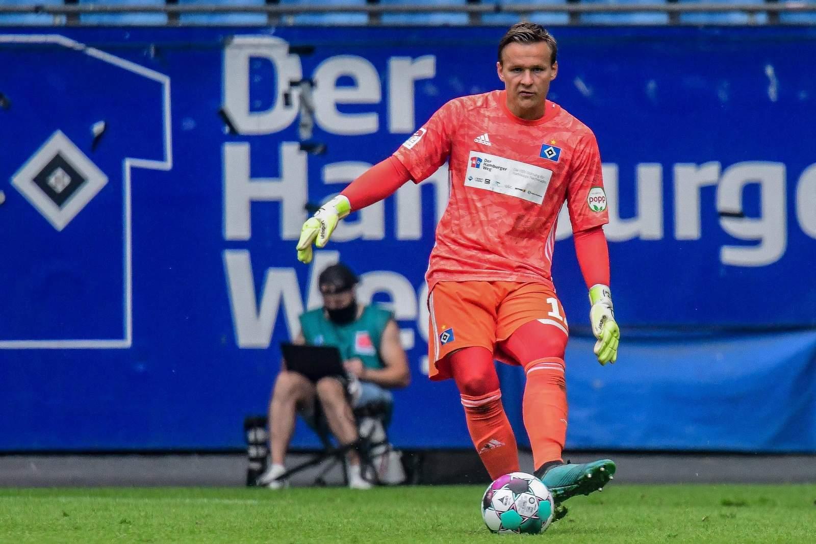 Tom Mickel vom HSV