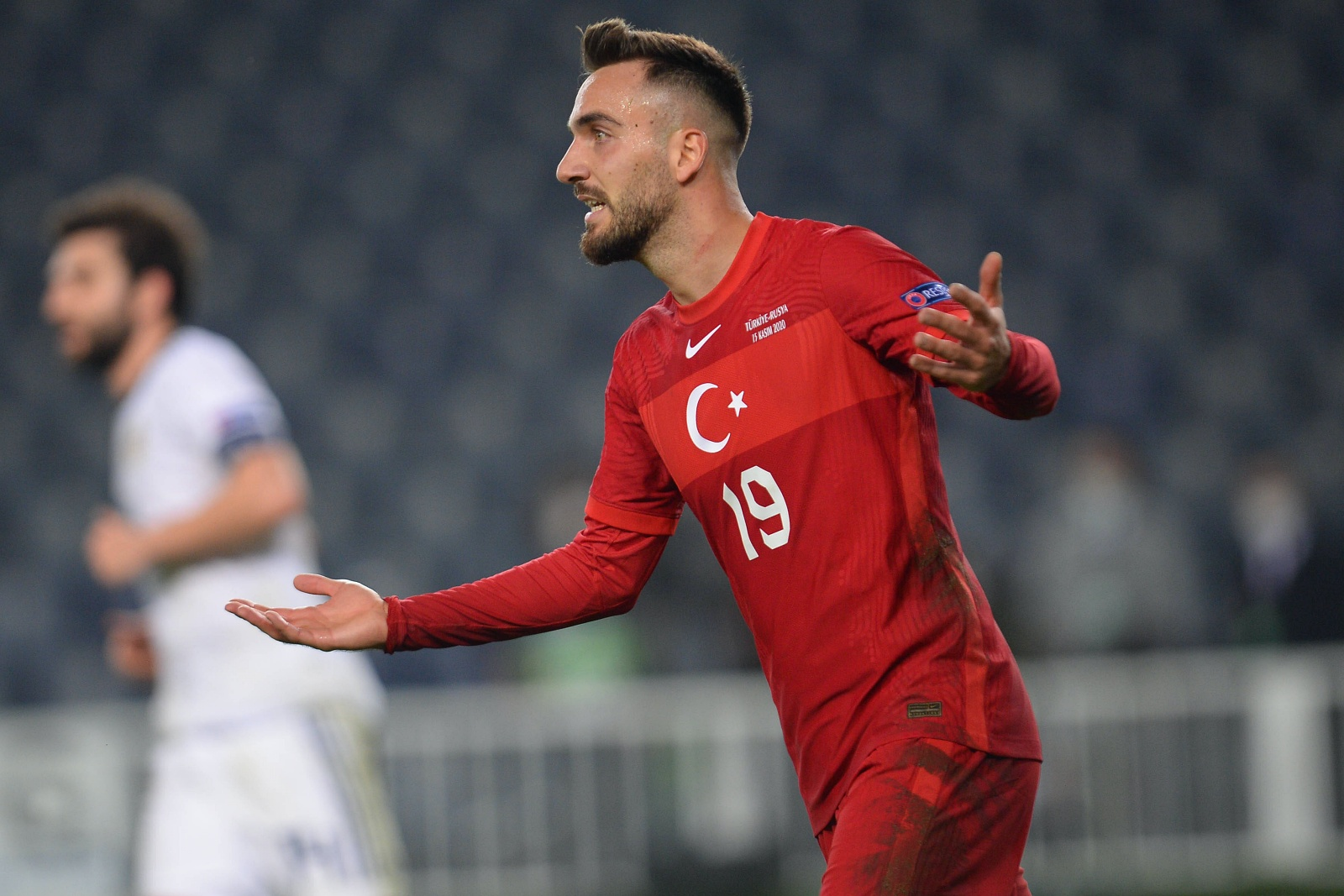 Kenan Karaman bei der türkischen Nationalmannschaft