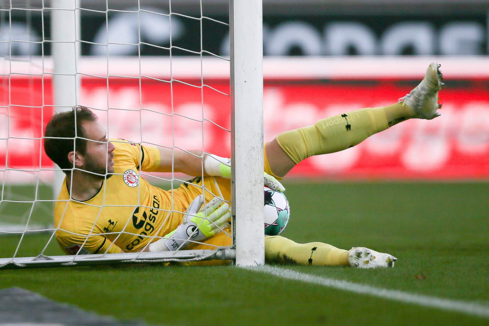 Robin Himmelmann vom FC St. Pauli.