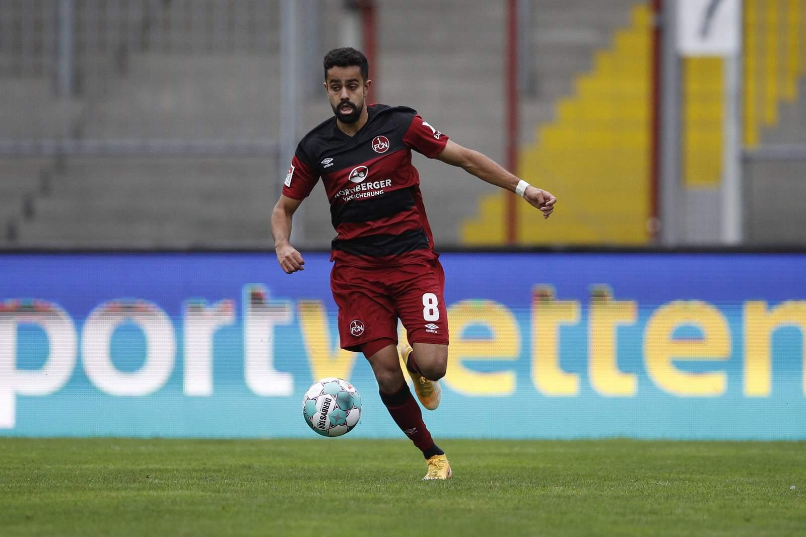 Sarpreet Singh gegen Braunschweig.