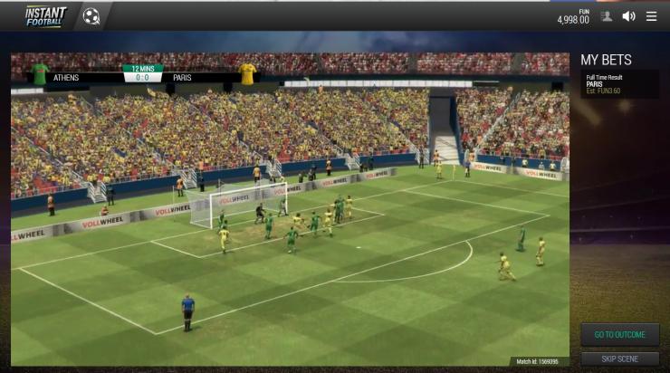 Virtual Sports bei mybet