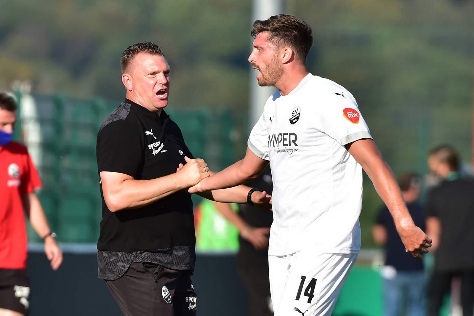 Uwe Koschinat und Tim Kister.