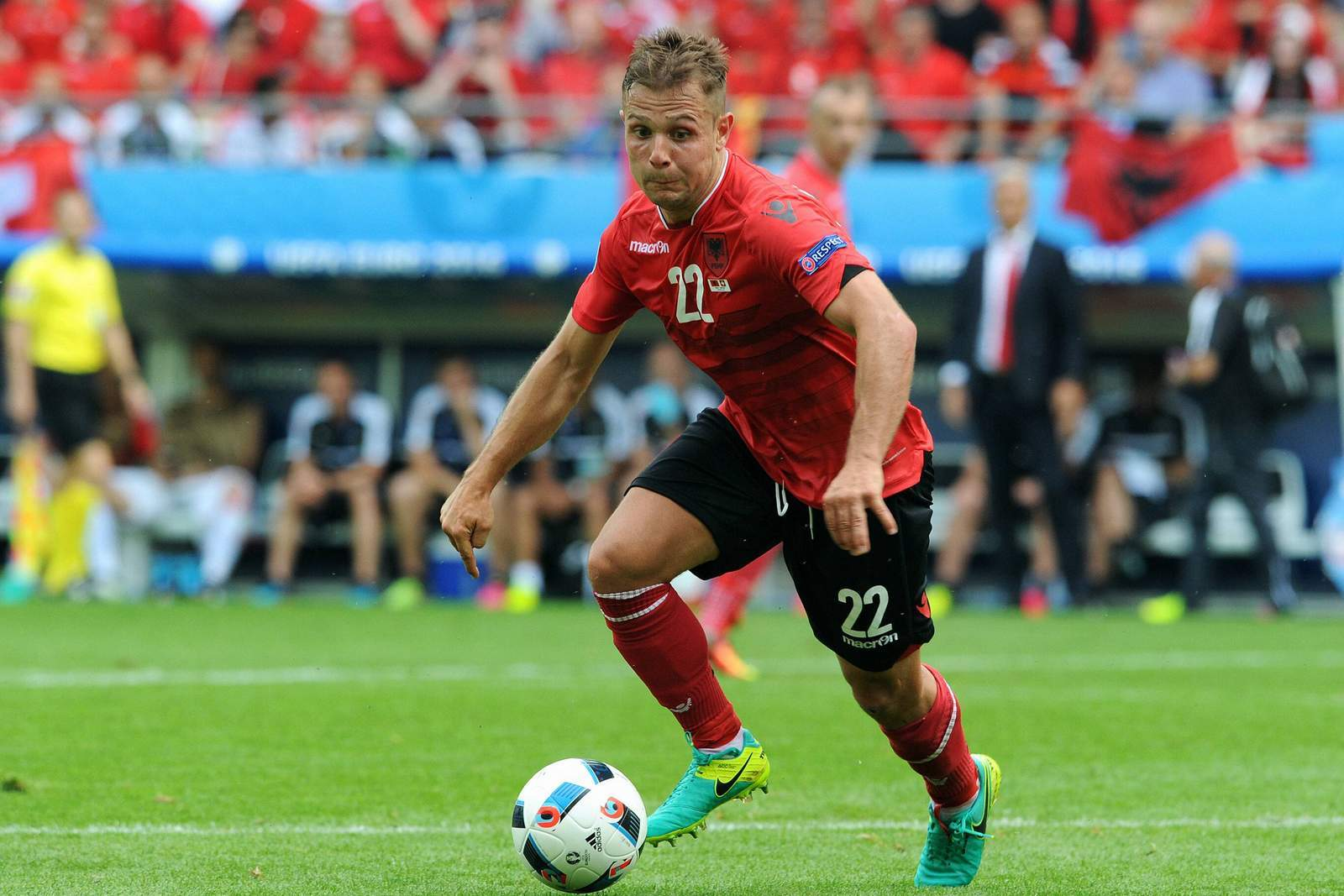 Albanien Vs