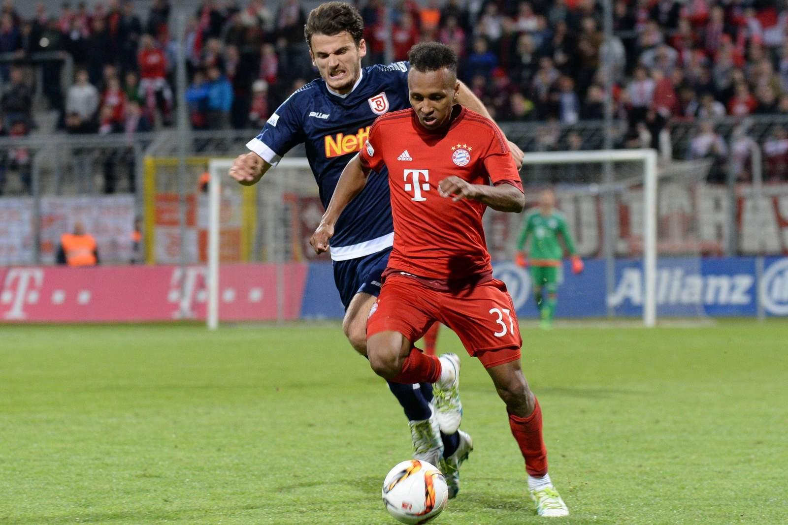 Julian Green vom FC Bayern