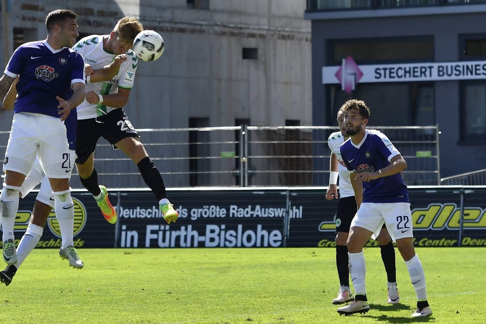 Marcel Franke für Greuther Fürth