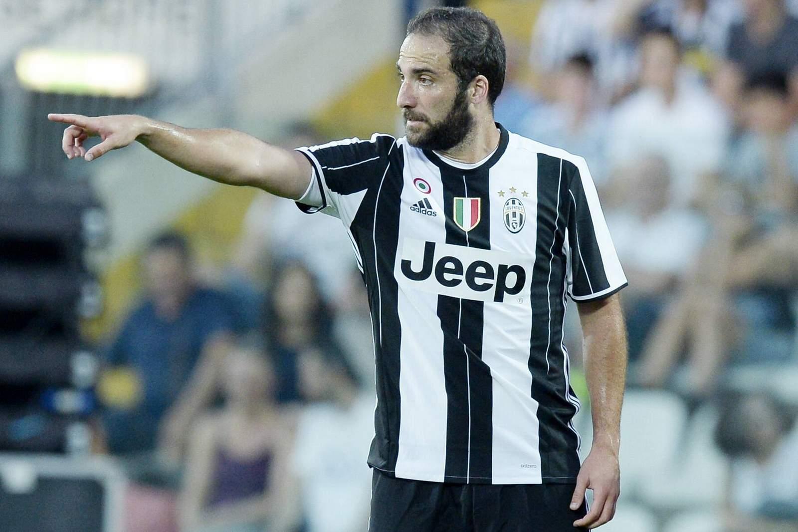 Trifft Higuain wieder? Jetzt auf Juventus gegen Lazio Rom wetten