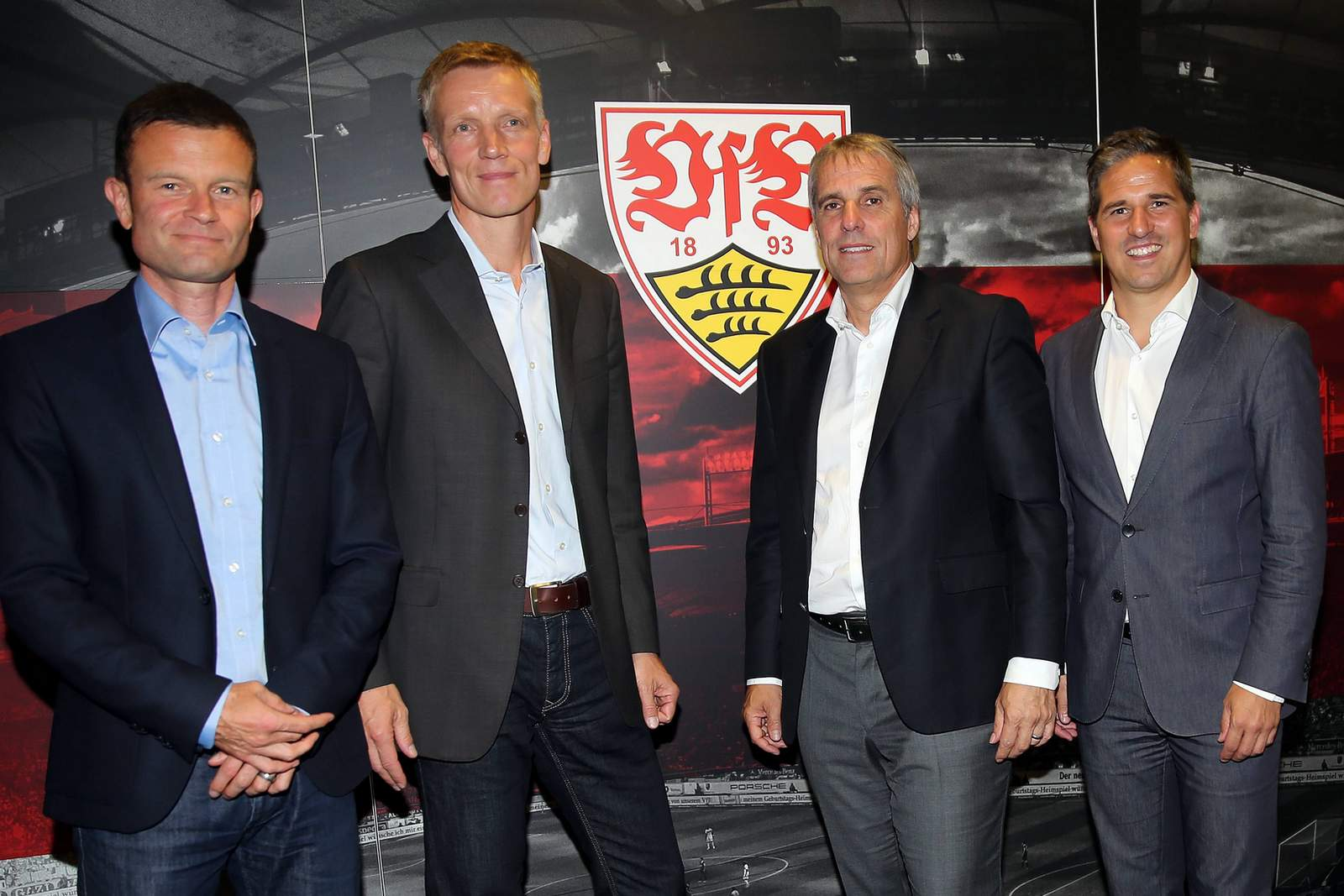 VfB Stuttgart Führung
