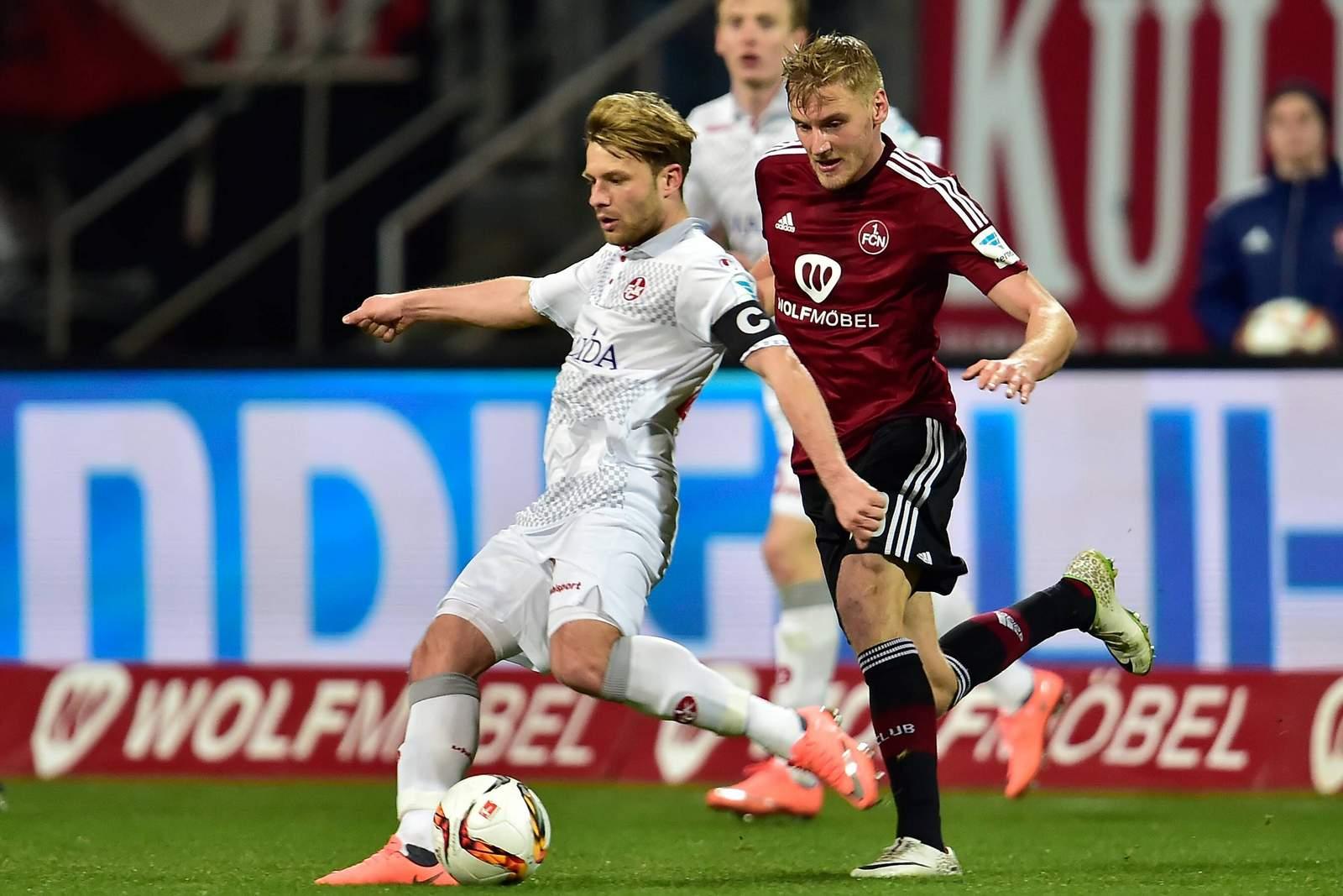 Daniel Halfar und Hanno Behrens