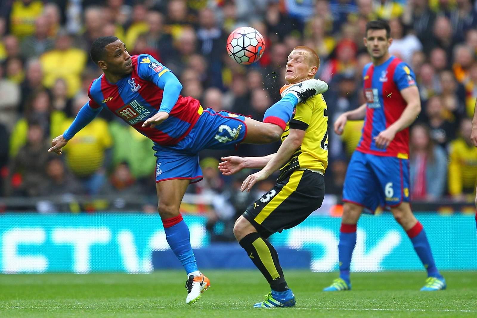 Setzt sich Puncheon gegen Watson durch? Jetzt auf Watford gegen Crystal Palace wetten