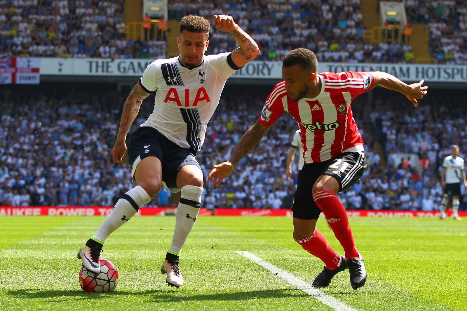 Setzt sich Walker gegen Bertrand durch? Jetzt auf Southampton gegen Tottenham wetten