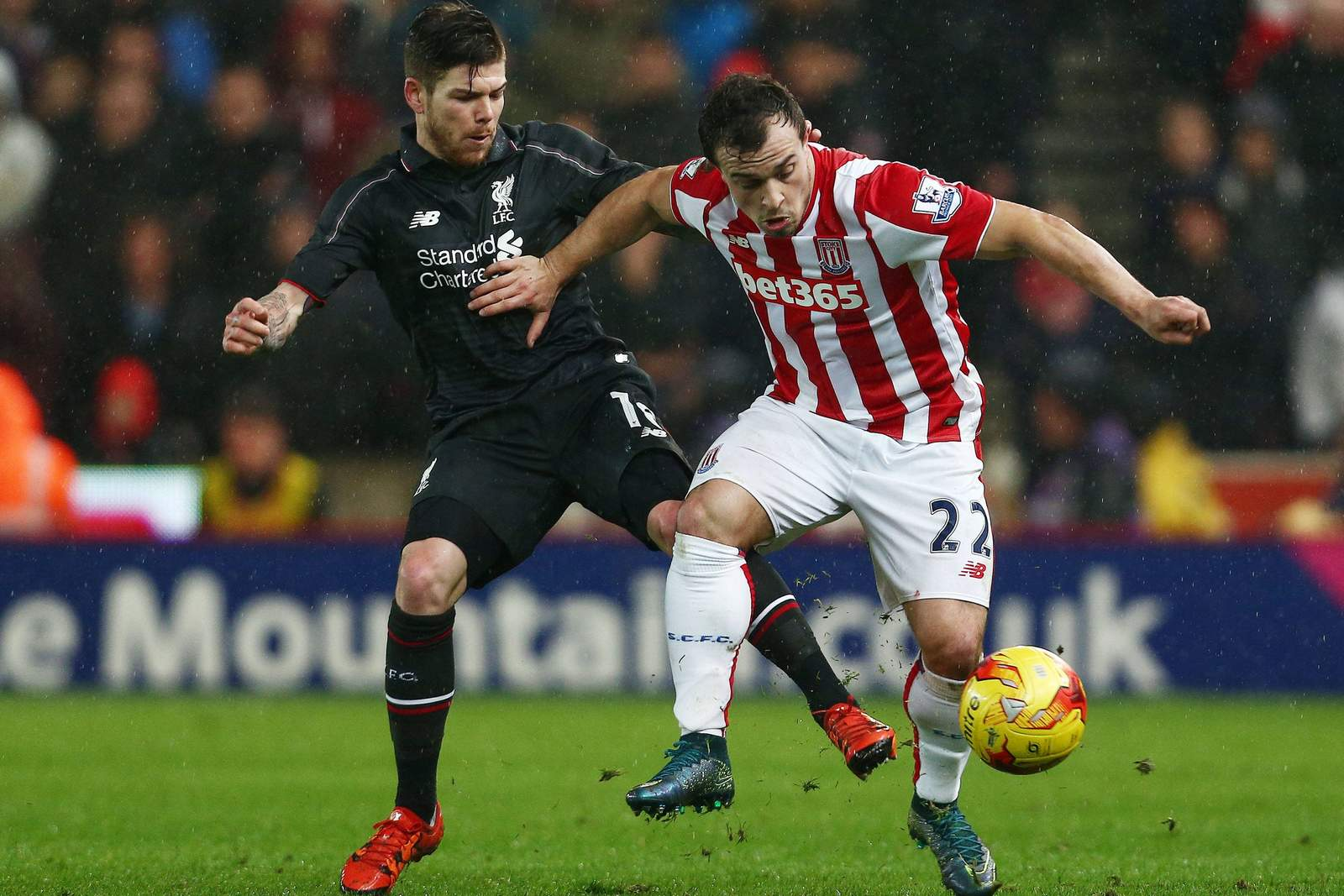 Setzt sich Shaqiri gegen Moreno durch? Jetzt auf Liverpool gegen Stoke wetten