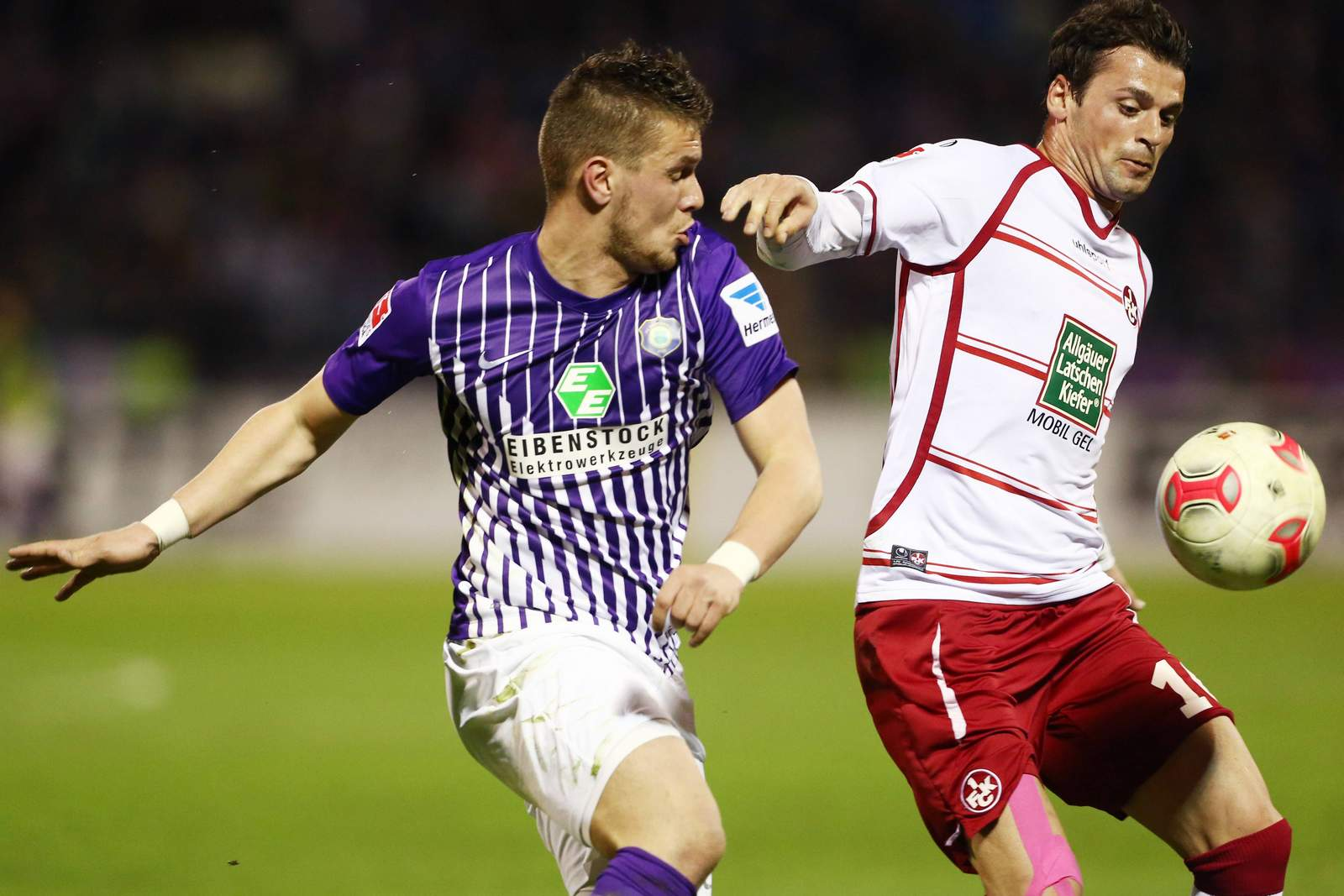Albert Bunjaku vom 1.FC Kaiserslautern