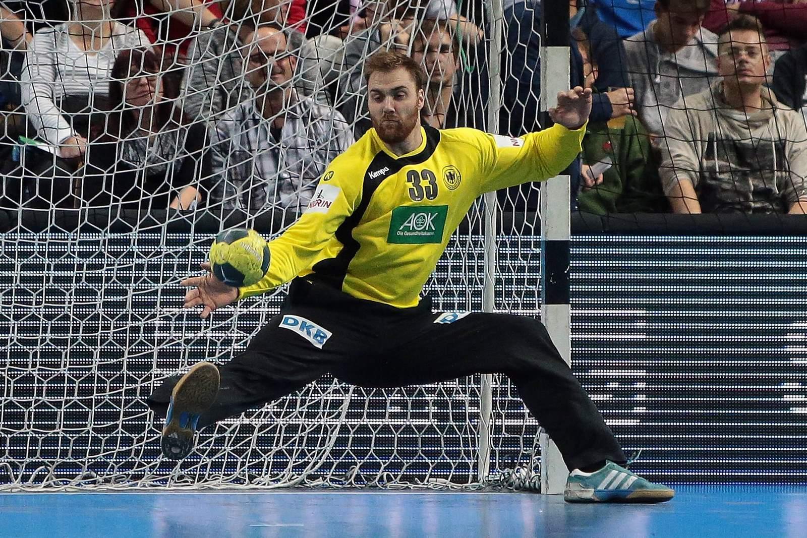 Zeigt Wolff wieder eine starke Parade? Jetzt auf Handball Weltmeister Deutschland wetten