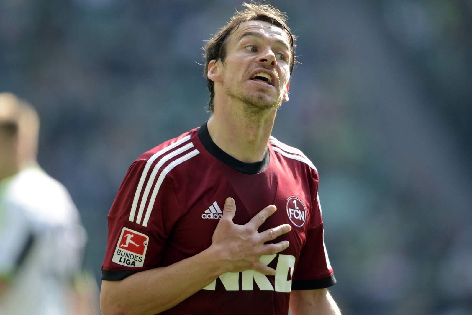 Markus Feulner vom 1.FC Nürnberg