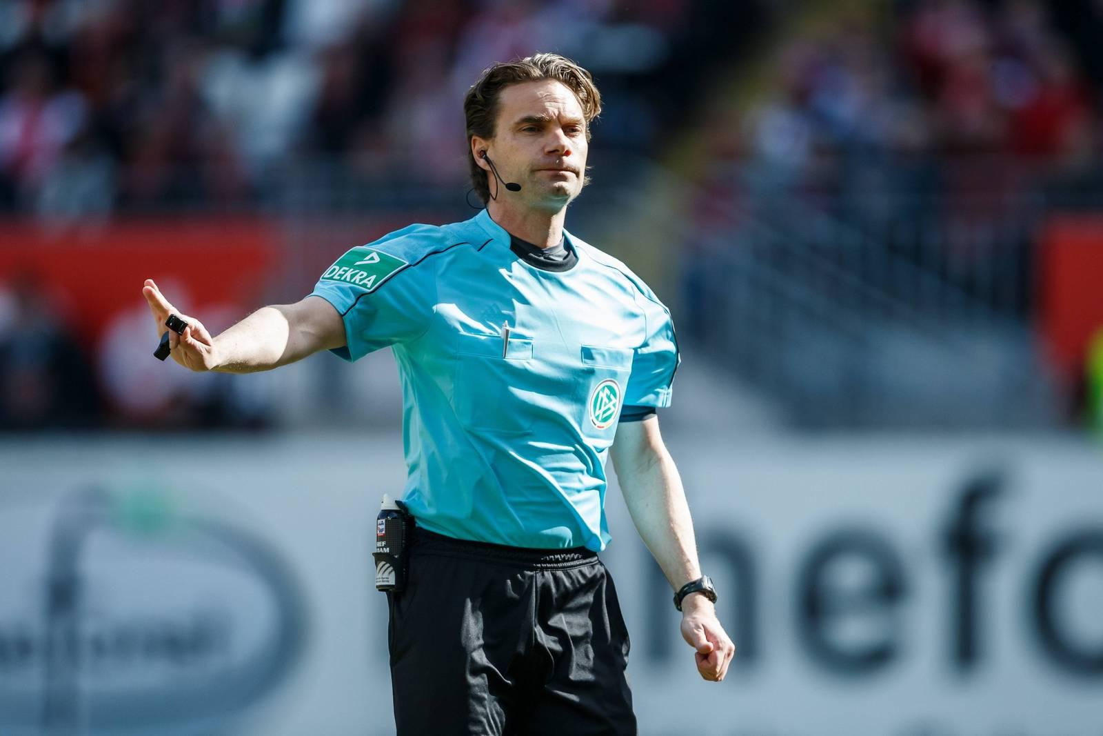Der bundesligaerfahrene Schiedsrichter Guido Winkmann.