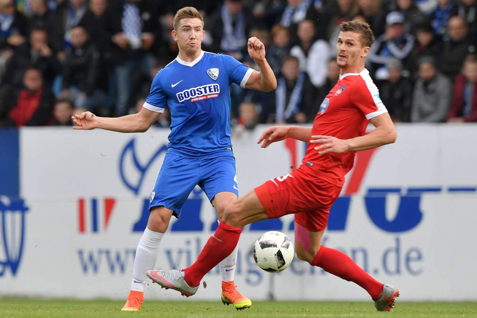 Mittelfeldspieler Marco Stiepermann wird den VfL Bochum mit sofortiger Wirkung verlassen