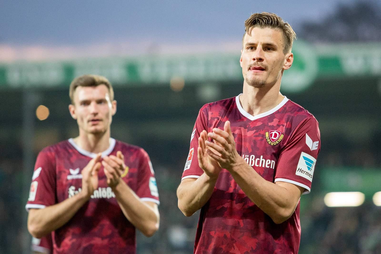 Torjäger Kutschke verlässt Dynamo Dresden