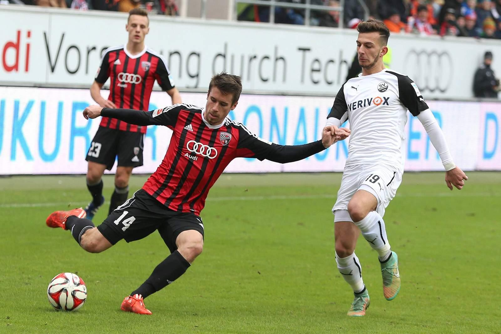 1:0 gegen Ingolstadt: SV Sandhausen schafft Überraschung